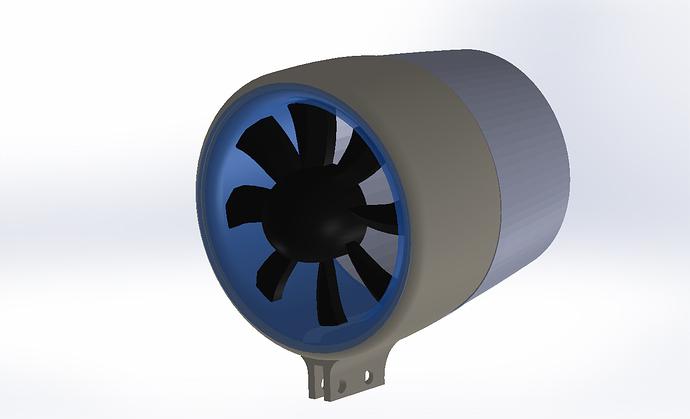 turbine complete